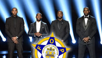 Police Org. to LeBron -- We Heard Your ESPY Speech ... Let's Work Together!