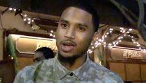 Trey Songz -- Landlord Claims He Turned My Canyon Home into a Gutter