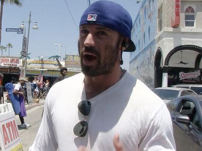 'Bachelorette' Contestant Chad Johnson -- I Crack Myself Up!!! (VIDEO)