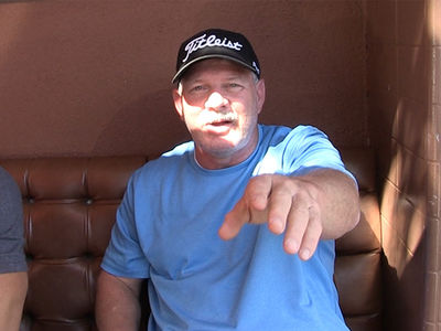 Lenny Dykstra -- Fires Back at Mickey Rourke ... You're a Disgrace to the Facelift Industry (VIDEO)