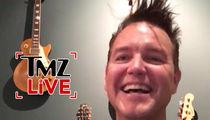 Blink-182's Mark Hoppus -- Our Tour Will Make PokeStops (VIDEO)