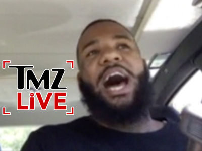 The Game -- Black Celebs Sparred ... Black Lives Matter vs. All Lives Matter (VIDEO)