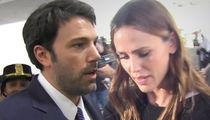 Ben Affleck, Jennifer Garner -- Divorce Gone Nowhere