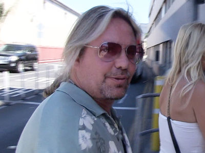 Vince Neil -- Sued for Assaulting Woman on the Vegas Strip
