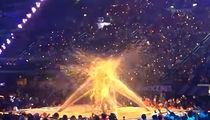 Kobe Bryant -- SLIIIMMEEEDDD ... At Nickelodeon Awards (VIDEO)