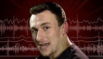 Johnny Manziel Crash -- The Polite 911 Call ... 'I'm Not Hurt' (AUDIO)