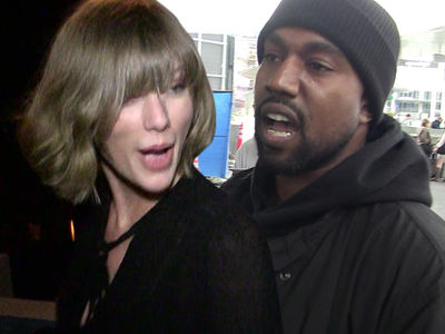 Taylor Swift -- Calls BS on Kanye ... He Broke the Law
