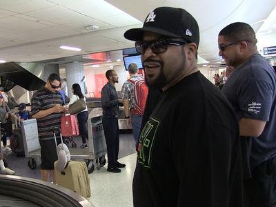 Ice Cube -- 'F*** tha Police' Still Fair Game (VIDEO)