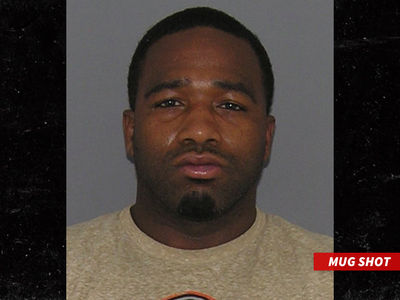 Adrien Broner -- LOCKED UP IN JAIL ... 30 Days for Arriving Late to Court (MUG SHOT)