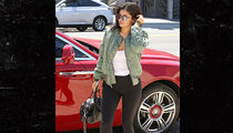 Kylie Jenner -- PUMA Says I Can Just Do It! (PHOTOS)