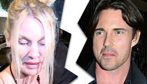 Nicollette Sheridan -- Files for Divorce ... Who Knew She Was Married?!