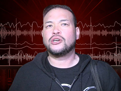 Jon Gosselin -- My Friday's Checks Go to Charity ... Or At Least They DID (AUDIO)