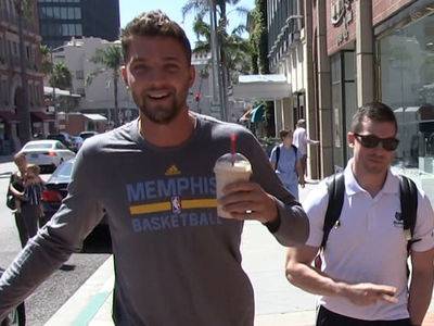 NBA's Chandler Parsons -- Talkin' Timberlake ... Here's What It's Like to Work for JT (VIDEO)