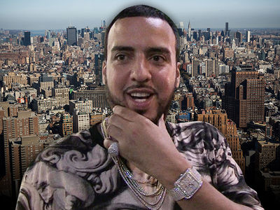 French Montana -- I'm Going West Side ... of Manhattan (PHOTO)