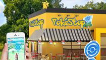 'Pokemon Go' -- Real Pokestops with Brews & Pikachus ... Coming Soon
