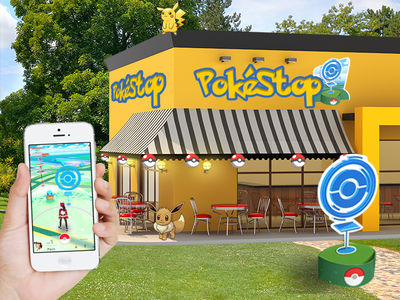 'Pokemon Go' -- Real Pokestops with Brews & Pikachus ... Coming Soon