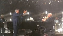 Billy Joel -- Throws 90th Birthday Bash for Tony Bennett (VIDEOS + PHOTO)