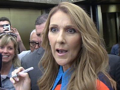 Celine Dion -- I'd Work with J Lo and Britney, BUT ... (VIDEO)