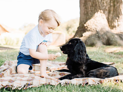 Prince George -- Cuteness Overload!! (PHOTO GALLERY)