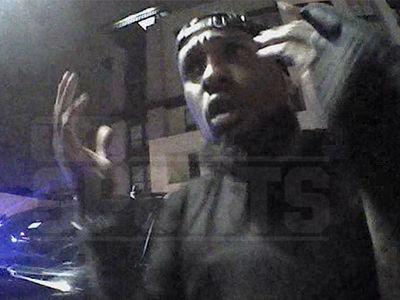 NFL's Chris Clemons -- Denied KO'ing Woman ... In Bizarre Cop Cam Video