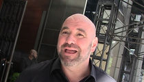 Dana White -- B.J. Penn Underachieved ... Shoulda Been One of Best Fighters Ever (VIDEO)