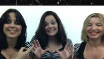 'Ghostbusters' Theme -- School Teachers Ain't Afraid to Rock ... Score Record Deal (VIDEO)