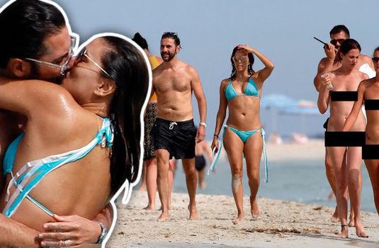 Eva Longoria On A Nude Beach Celebrity Videos Tmz Com