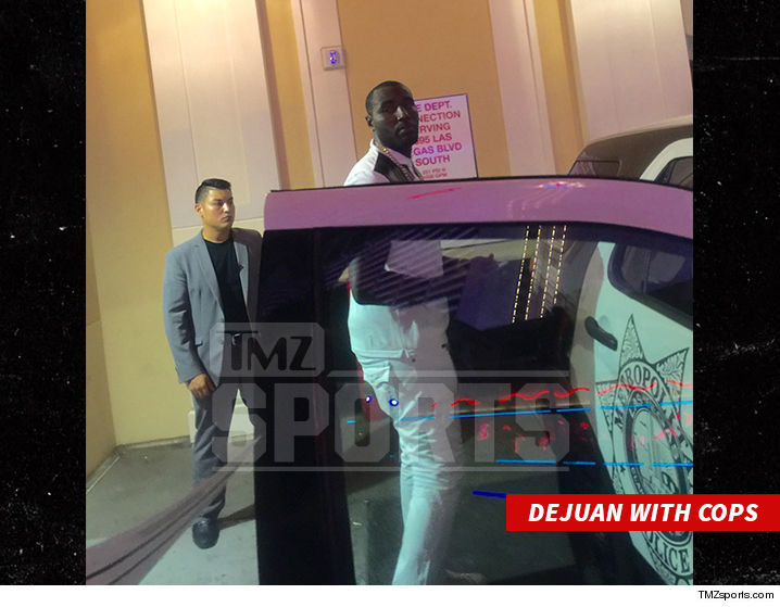 view download images  Images NBA's DeJuan Blair -- Cited for Battery On Woman ... At Vegas Club (Photo)    TMZ.com