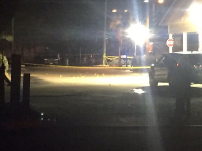 Teen Nightclub Shooting -- 2 Dead ... Search On for Suspects
