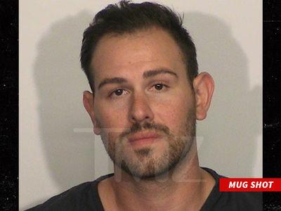 Justin Timberlake -- Face Slap Culprit Was Bombed ... Cops Say (MUG SHOT)