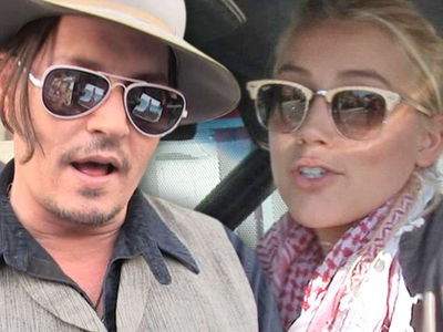 Amber Heard to Johnny Depp -- Stop Stonewalling the Divorce