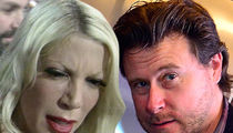 Tori Spelling & Dean McDermott -- In Danger Zone with the Feds
