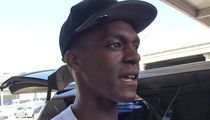 Rajon Rondo -- Praises Teammate Dwyane Wade ... We're Gonna Help Black Kids! (VIDEO)