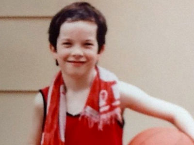 Guess Who This Ballin' Little Boy Turned Into!