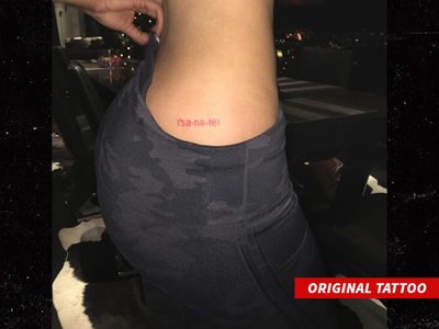 Kylie Jenner -- My Ass Tattoo Is Crazy