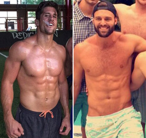 """""""The Bachelorette"""" finale babes: Jordan Rodgers vs. Robby Hayes"""