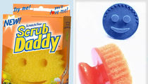 'Shark Tank's' Scrub Daddy Sues -- You're Sponging Off Our Customers!