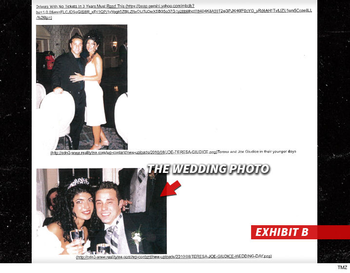 He Included The Pic In Lawsuit Joe And Teresa Looked So Young Innocent Of Course Is 4 Months Into A 41 Month Prison Stint For Conspiracy To