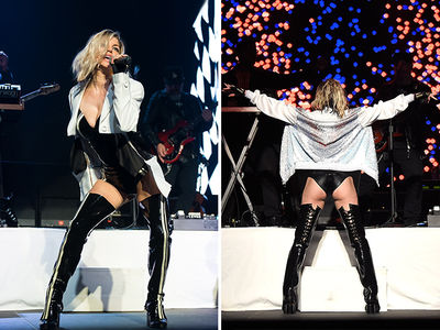 Fergie -- Strapped & Loaded (PHOTOS)