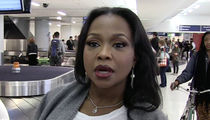 Phaedra Parks -- Targeted by Man Claiming to Have a Bomb