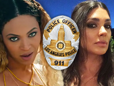 Beyonce -- LAPD Target Beyhivers For Alleged 'Becky' Hack