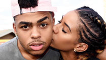 D'Angelo Russell -- Reconciles with GF ... Put Each Other Back On Instagram