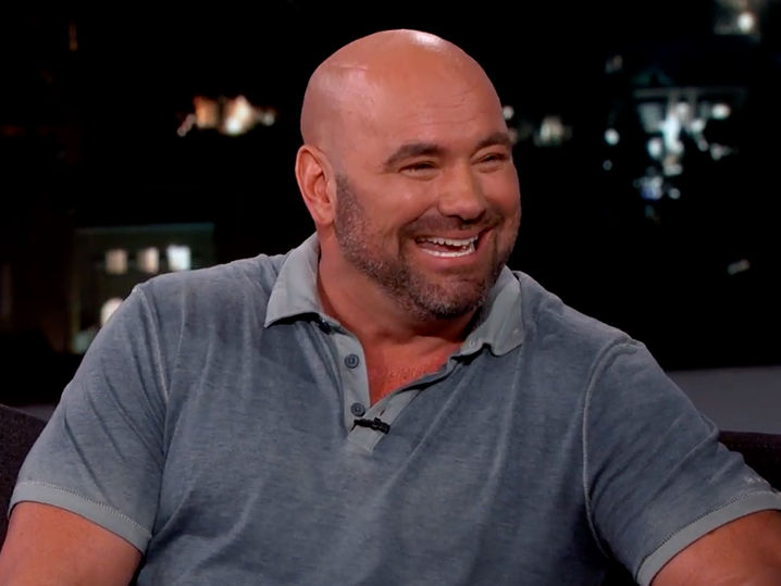 Dana White: My Family Keeps Asking for Money After $4 ...