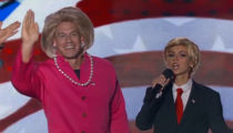 John Cena -- Pay Attention Hillary, This Is How You Rock a Pantsuit!