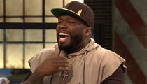 50 Cent -- I'm Taking Over for Harvey