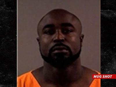 Young Buck -- Weekend in Federal Lockup (MUG SHOT)