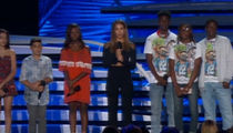 Jessica Alba -- Powerful Anti-Gun Violence Message at Teen Choice Awards (VIDEOS)