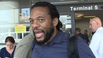UFC's Herb Dean -- I Don't Break Up Fights in Real Life ... 'I Run!' (VIDEO)