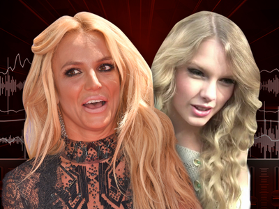 Britney Spears -- I've Never Met Taylor Swift ... (Yes She Did, Twice) (AUDIO)