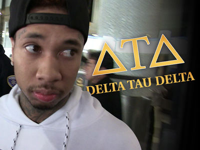 Tyga -- USC Frat Books Rapper ... Gets Fleeced for $13k